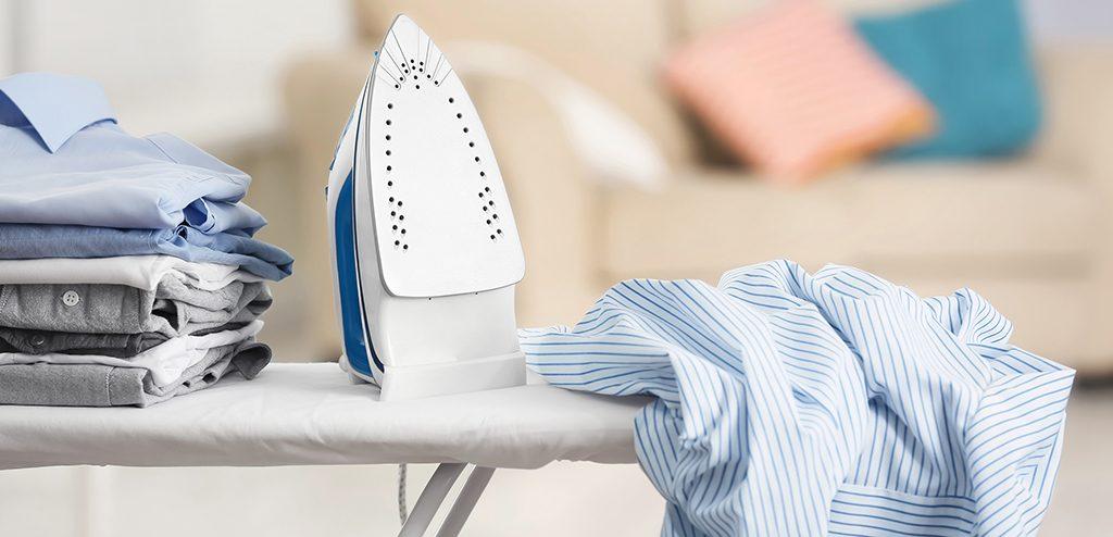 как гладить отпаривателем